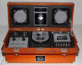 Spirit Of St Louis Radio Tape Cd Player