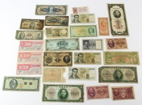 Mixed Lot World Currency