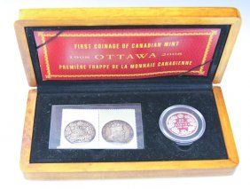 100th Anniversary Canadian Coin & Stamp Set