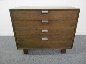 Handsome Herman Miller George Nelson Bachelors Chest