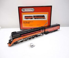 ABT: Mint Williams #5600 Southern Pacific 4-8-4 GS-4