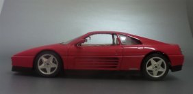 A Vintage Amt 1989 Ferrari 348 Made In Italy