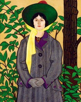 Remsey Jeno , 1885-1980, Female Portrait (gizella
