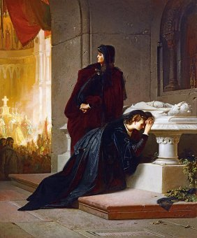 Liezen-mayer Sandor, 1839-1898, Queen Mary And