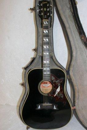Gibson 1980's Dove Guitar