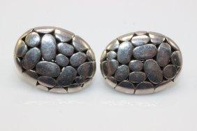 John Hardy Sterling Earrings