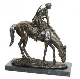 Russian Bronze Cossack