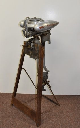 Vintage Water Witch Outboard Motor