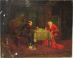Will Speer; American Oil Painting Signed