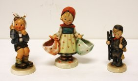 Three(3) Hummel Figurines