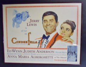 Jerry Lewis Movie Advertising Collection (4)