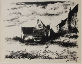 Waiting For The Storm - Lithograph By Valmark