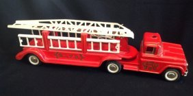 1960's Buddy L Fire Dept. Ladder Truck #3