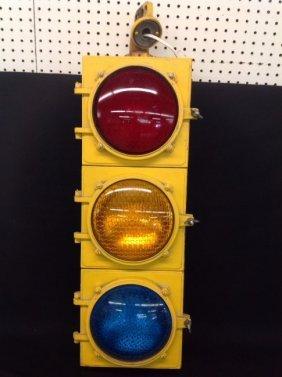 1960's/70's Traffic Signal Light