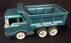 1950's Structo Deluxe Dumper Dump Truck