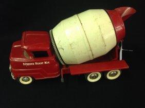 1950's Structo Ready Mix Concrete Truck