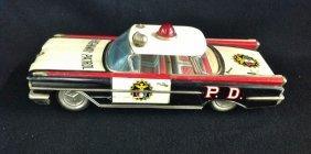 1960's Oldsmobile Highway Patrol P.d.