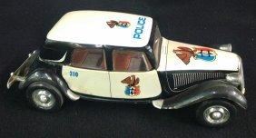 1970's Roman Juguetes Citroen Police #310