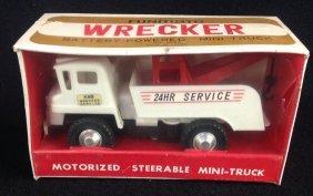 1970's N.o.s. Funmate Wrecker Truck #1032