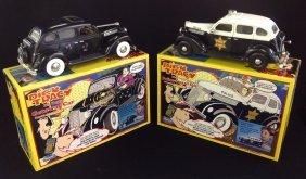 Lot Of 2 1990 Dick Tracy Cars