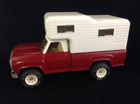 1970's Tonka Pickup Camper Truck