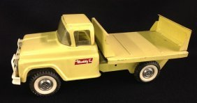 1960s Buddy L Flatbed Delivery Truck