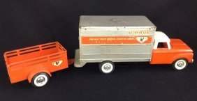 1960's Nylint Ford U-haul Mover