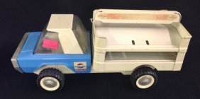 1969 Buddy L Pepsi Delivery Truck