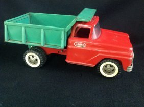 1958-60 Tonka Manual Dump Truck