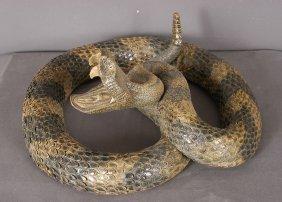 Michael & Melvin Crocker Rattlesnake