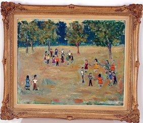 Ben Eisner. Children Playing