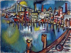Robert Brady. Cornden Waterfront