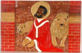 Jeffrey. Daniel In The Lion's Den.