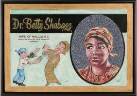Mr. Ed Welch. Dr. Betty Shabazz.