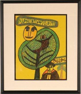 Jon Mason. A Tree W Paul Bell.