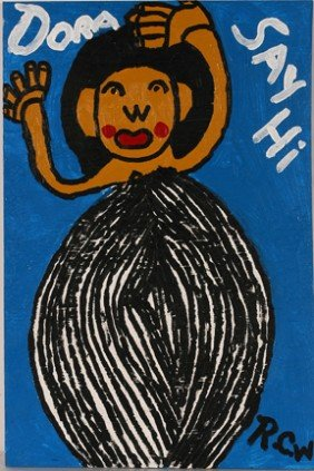 Ruby Williams. Dora Say Hi.
