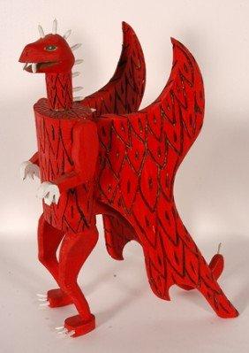 Allen Wilson. Devil Liquor Bottle Creature.