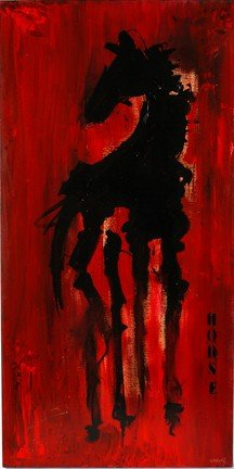 Red Night, Black Horse.