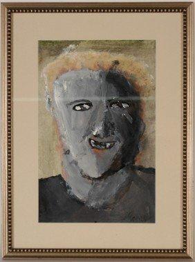 Shane Griffin. Portrait In Grey.