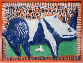 William Hawkins. Rhino.
