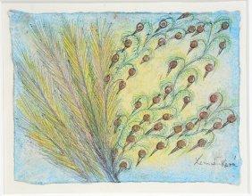 Anna Zemankova. Untitled (seeding Into The Wind).