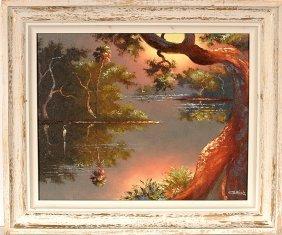 Willie Daniels - Highwaymen. Fl Inland River In