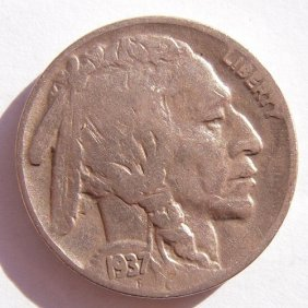 5 Cent Coin - Indian Head.