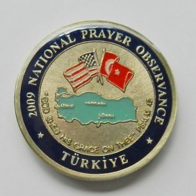 National Prayer Observance Medal 2009