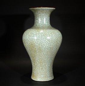 A Guan Ware Vase