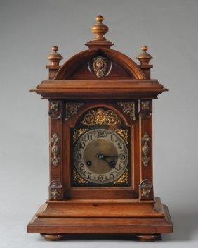 19th C. German Mantle Clock