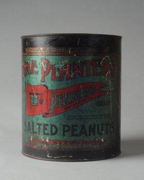 Planters Peanut Tin