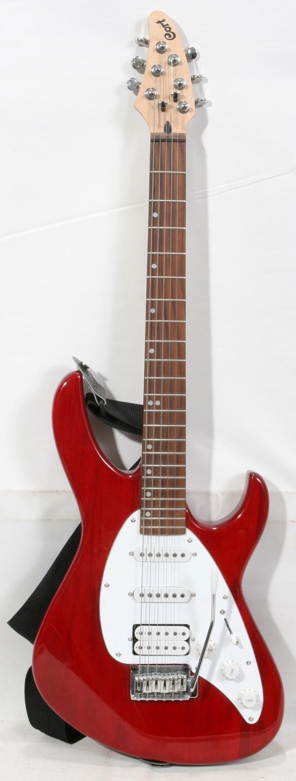 080190 cort electric guitar serial number 7125155 lot 80190. Black Bedroom Furniture Sets. Home Design Ideas