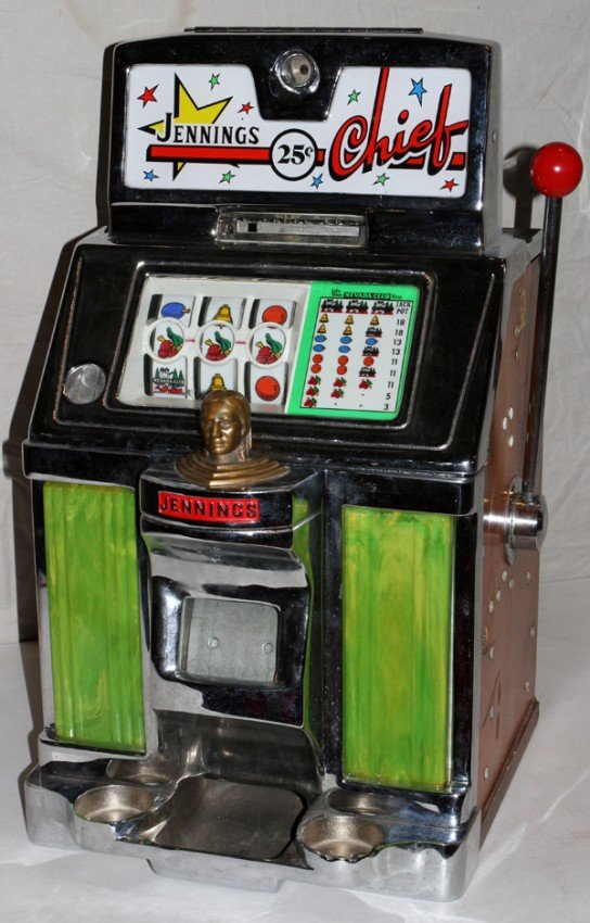 slot machine jennings