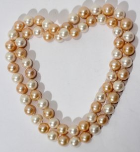 11.0-12.5MM PEARL NECKLACE 31""